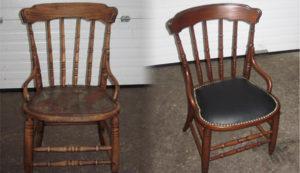 Перетяжка стульев на дому недорого в Сальске