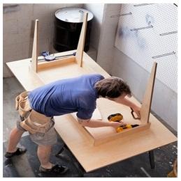 Сборка столов по низким ценам в Сальске от специалистов