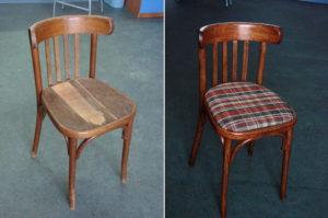 Реставрирование стульев