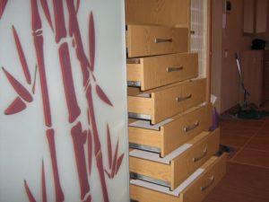 Реставрация шкафа