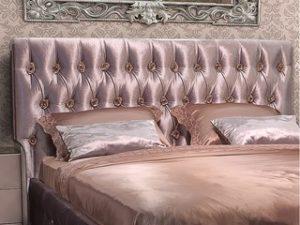 Перетяжка изголовья кровати в Сальске